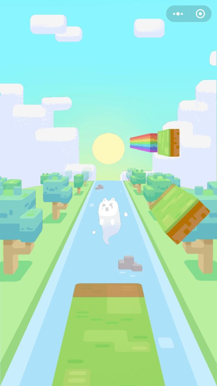 逃跑猫小程序截图