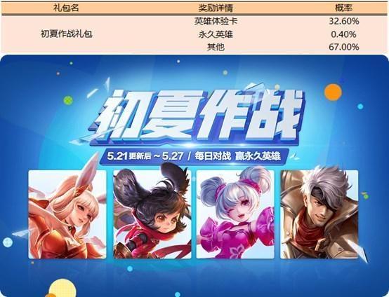 王者荣耀5.21更新内容 5.21正式服更新内容[多图]图片4