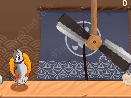 疯狂的咸鱼_疯狂的咸鱼小游戏图片1