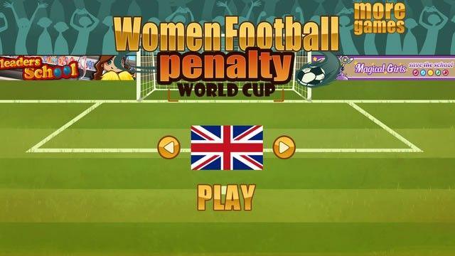 女足點球游戲圖1