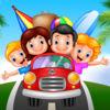 夏日旅行家庭游戲