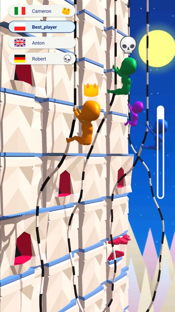 一爬到底游戏图3