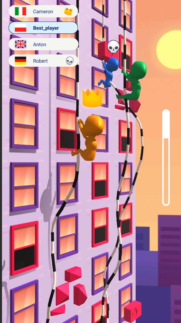 一爬到底游戏图2