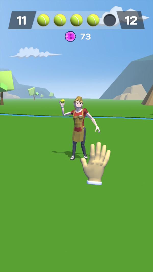 欢乐接球手游戏图2