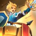 城堡后衛英雄射手游戲