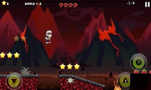 忍者战士暗影冒险安卓版图3