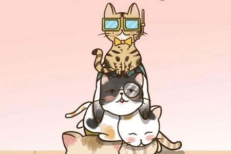 养个猫咪_养个猫咪小游戏图片1