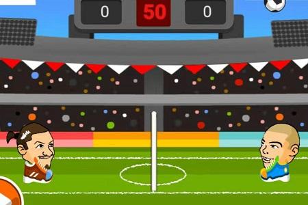 头顶足球_头顶足球小游戏图片1