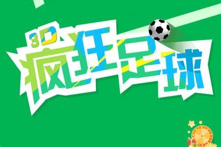 3D疯狂足球_3D疯狂足球小游戏图片1