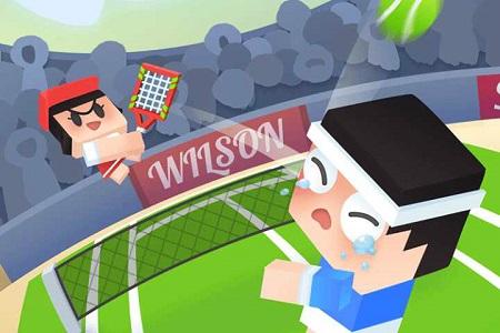 迷你网球_迷你网球小游戏图片1