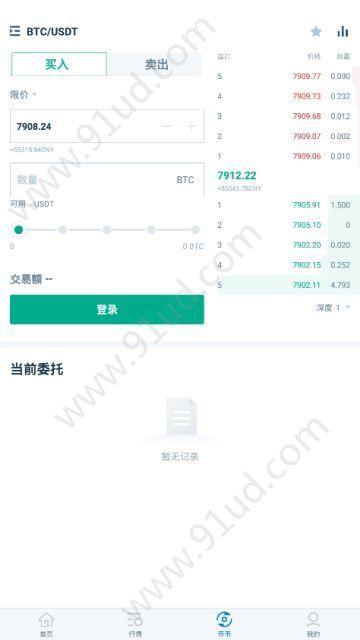 BitSuper交易所app图3