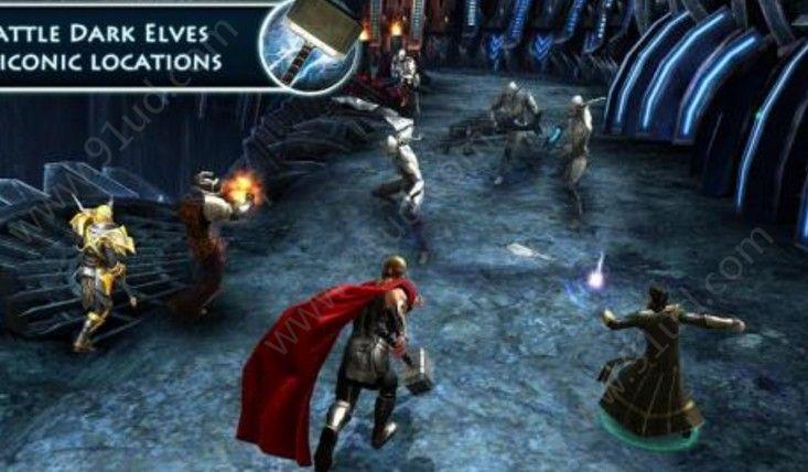 网易漫威超级战争雷神索尔怎么样 雷神索尔技能攻略[多图]图片1