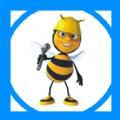 网格小蜜蜂