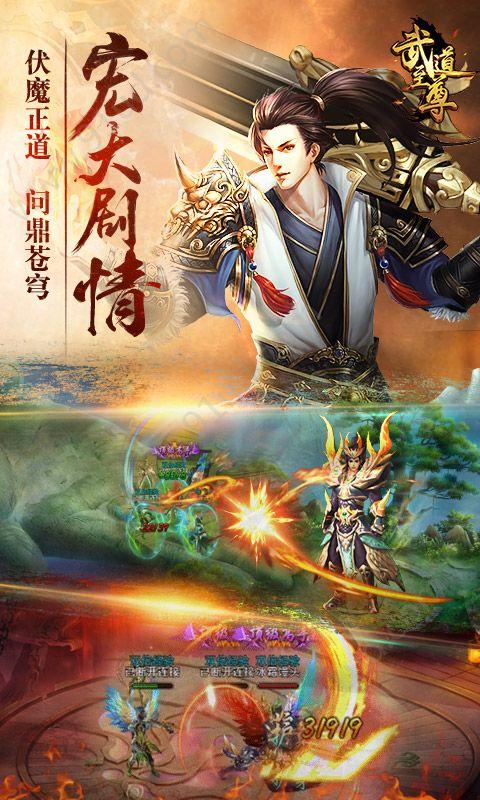 武道至尊bt版图4