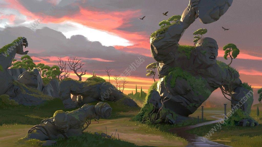 育碧众神与怪兽免费版图3