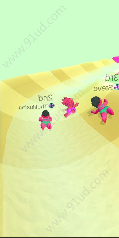 水上乐园滑行大作战游戏图4