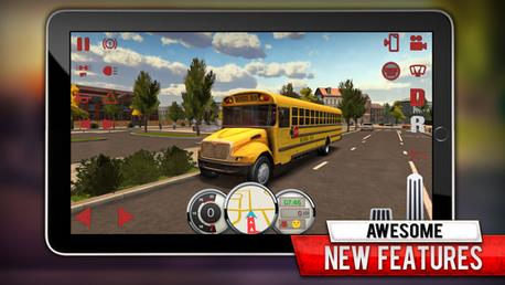 终极公交车模拟器手机版图1