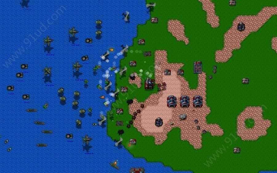 铁锈战争三国风云破解版图2