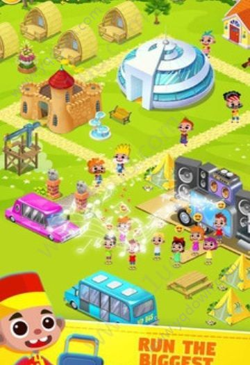 阳光岛度假村游戏图2