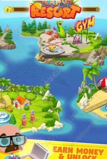 阳光岛度假村游戏图3