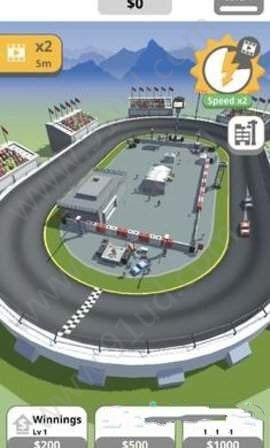 空转赛道游戏图1