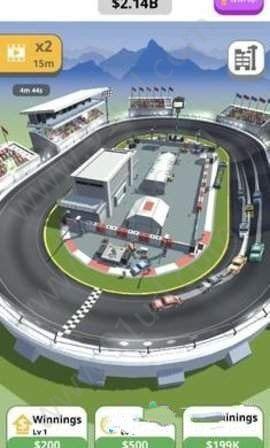空转赛道游戏图2