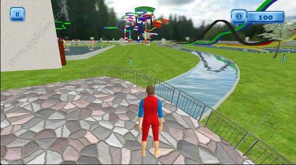 水上乐园过山车安卓版图1
