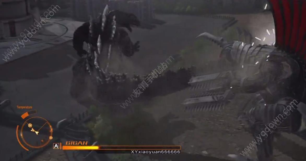 哥斯拉格斗进化游戏图3