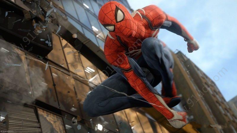 蜘蛛俠英雄遠征3完整版圖4