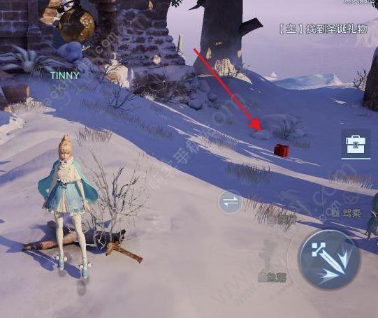 龙族幻想主线任务中的圣诞礼物位置 圣诞礼物在哪[多图]图片1