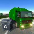 垃圾车驾驶垃圾分类破解版