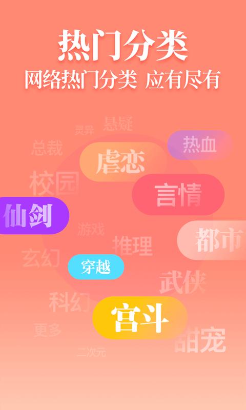 瘋讀小說app圖4