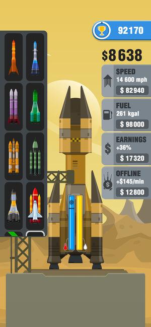 Rocket Sky官网版图1