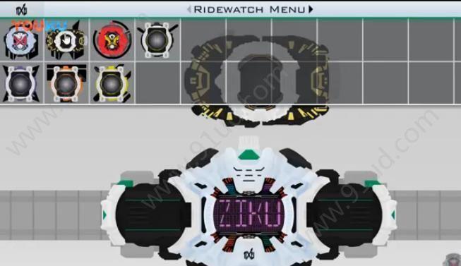 假面骑士崇皇时王模拟器手机版图1