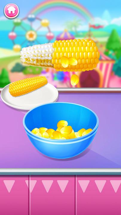 独角兽彩虹食物游戏图4