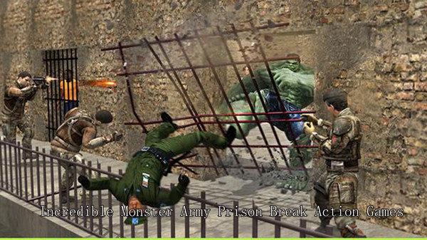 怪物军队越狱破解版图2