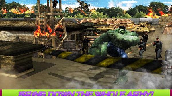 怪物军队越狱破解版图3