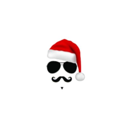 万格圣诞帽