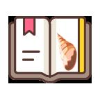 贝壳日记本