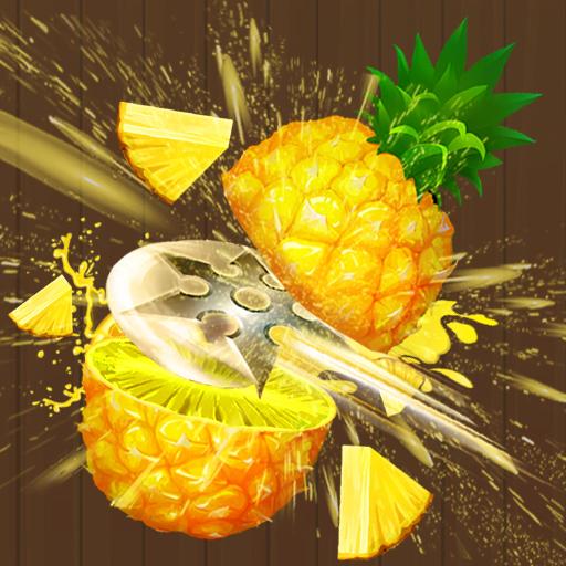 一刀切水果