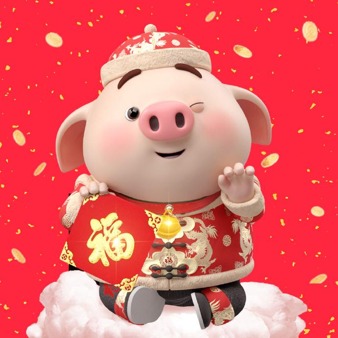 粉红猪幽默笑话